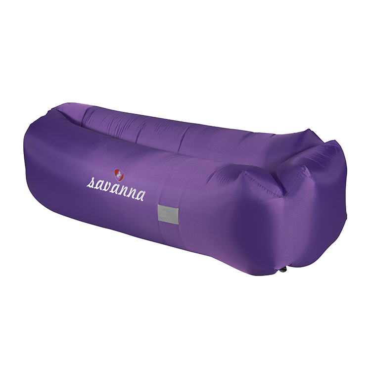 Inflatable Lounger Lazy Sofa Bed, Portable Air Beds Sleeping Sofa Couch