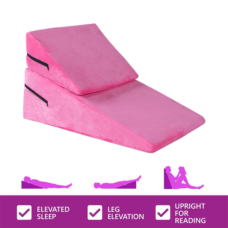 Wedge Ramp Combo Pillow