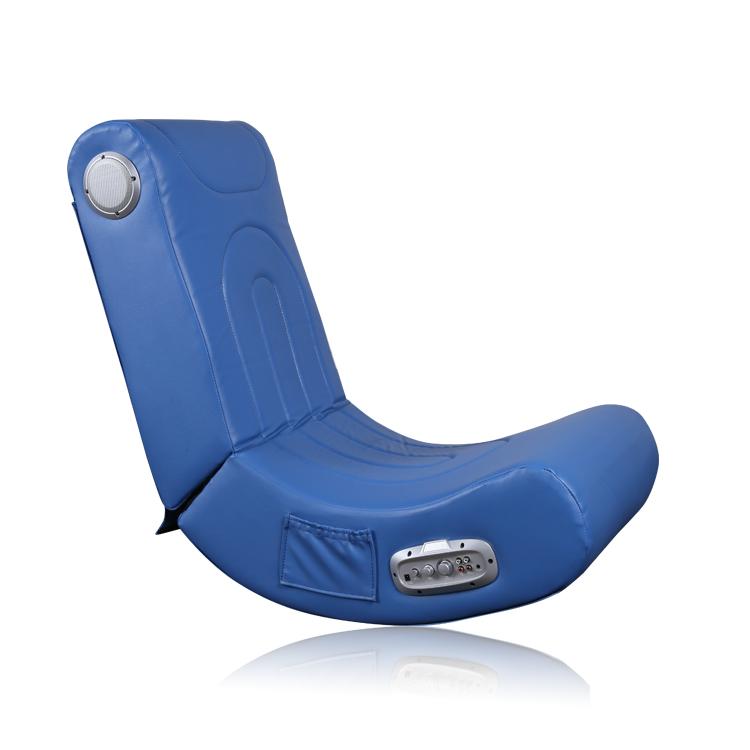 Computer Racing With Video 2.1 Speaker Gaming Rocker Chair