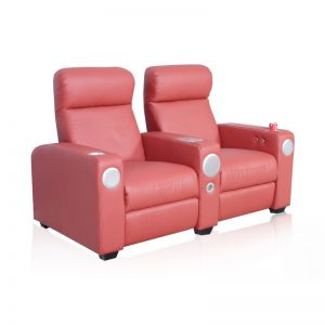 Selling electric home movie theater seats sofa