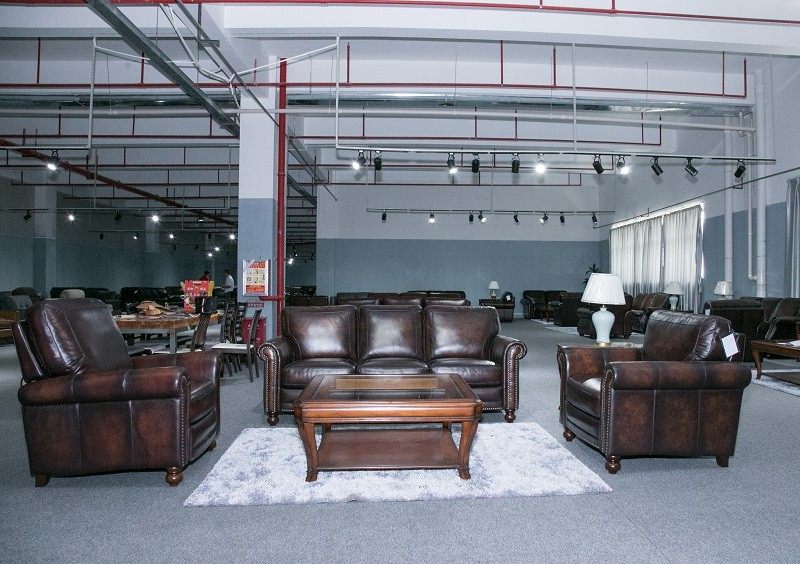 Best Selling Sofa Chair Hand Rubbed Leather Chair Burnished Leather Chair