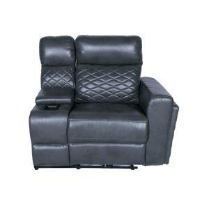 Electric Corner Sectional Recliner Sofa