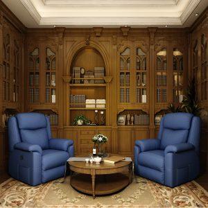 Design Electric Recliner Sofa
