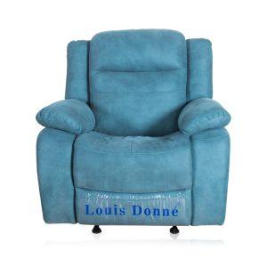 Fabric Modern Recliner Chair