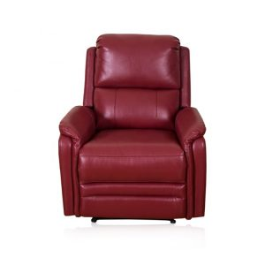 Home furnituren Air leather single recliner chair in living room sofas