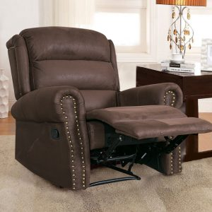 classic american style sofa 3 seater recliner sofa for sale  in living room furniture