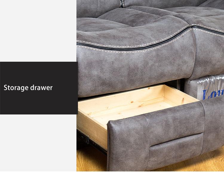 modern fabric sofa