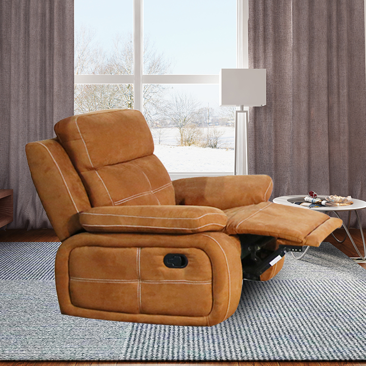 fabric recliner sofa sets
