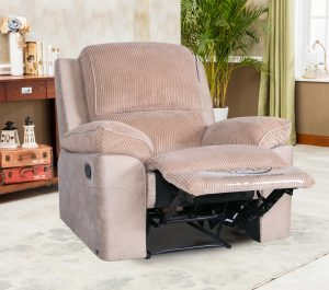 Modern Designer Three Seater Fabric Sofa Bed Sofa