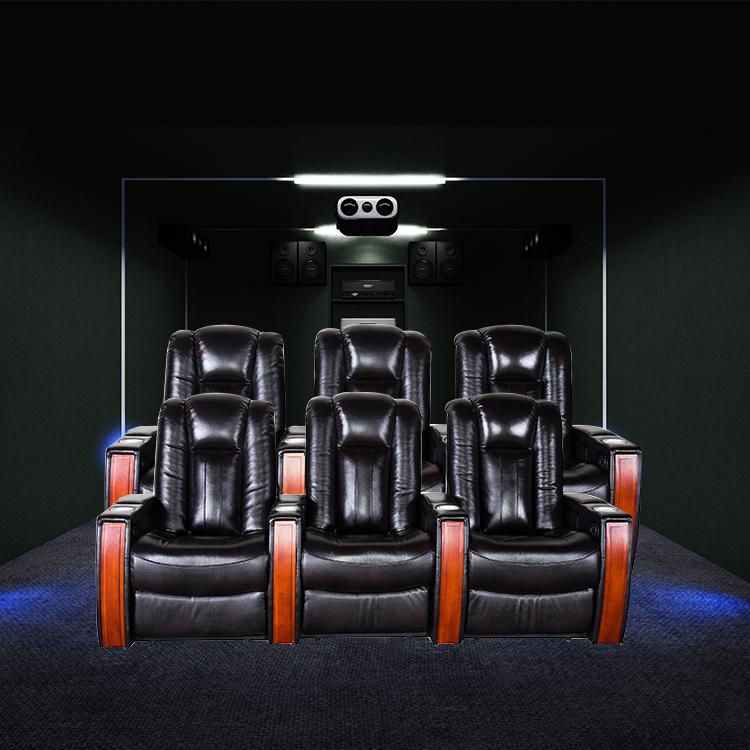 2 seater home theatre recliner sofa
