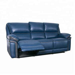 3 seater faux leather sofa