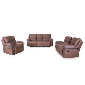 manual recliner sofa