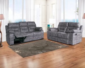 dark gray sofa living room