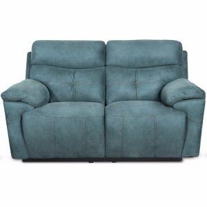 green velvet sofa living room