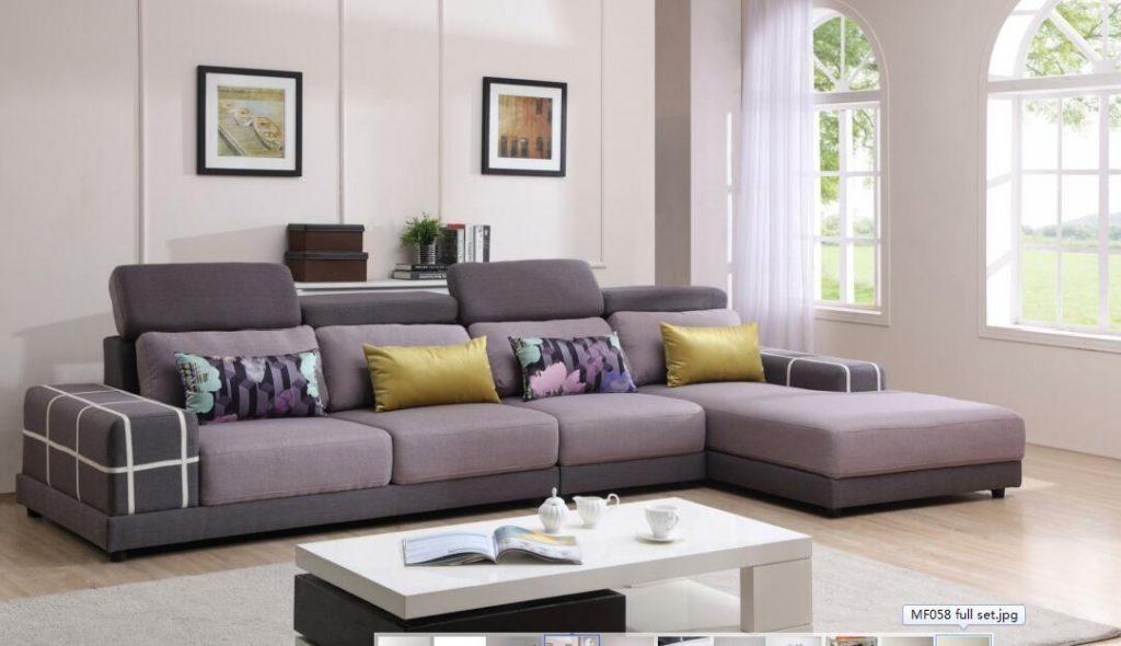 Nordic modern sofa