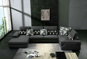 modern modular sectional sofa