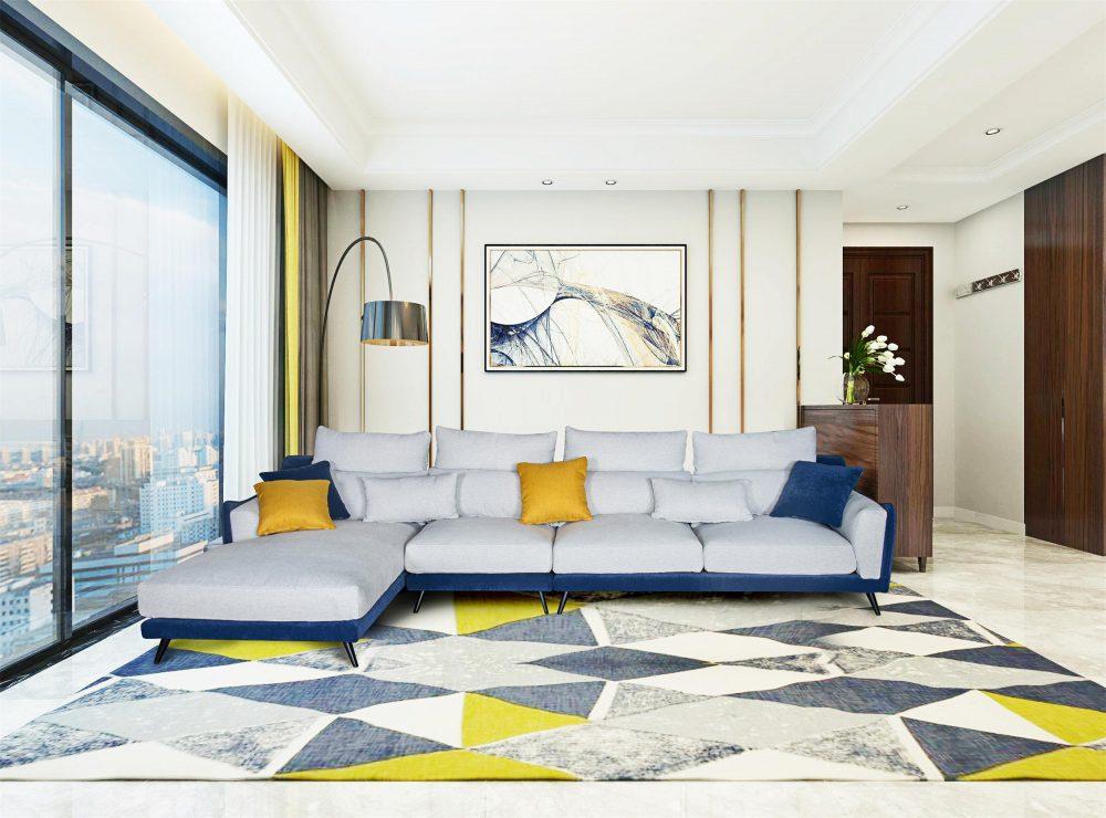 Modern minimalist sofa