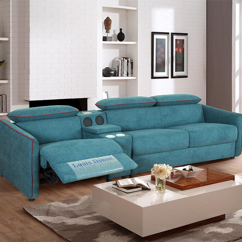 Pull Out Folding Queen Memory Foam Sofa Bed
