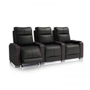theater room sofa