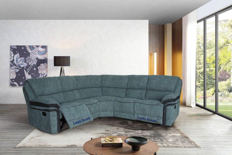 corner recliner sofa
