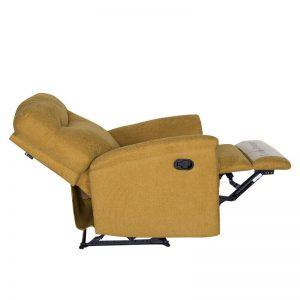 plush recliner chair
