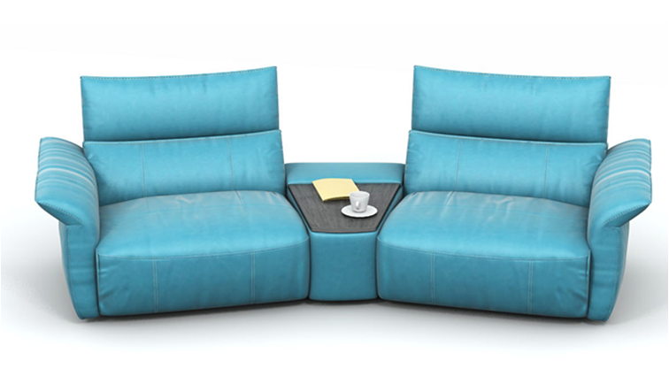 leisure leather recliner sofa