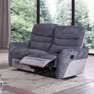 loveseat recliner chair