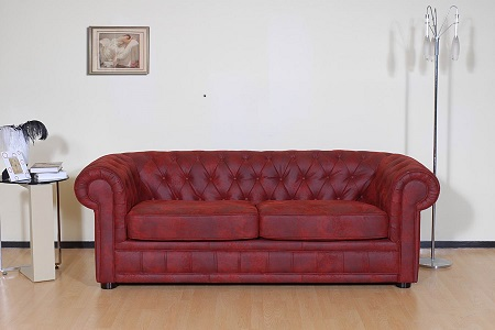 Mother of Sofa: Chesterfield Sofa