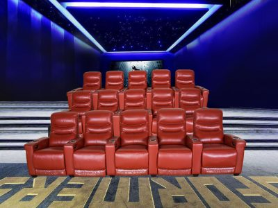 Home theater sofas are actually very special!