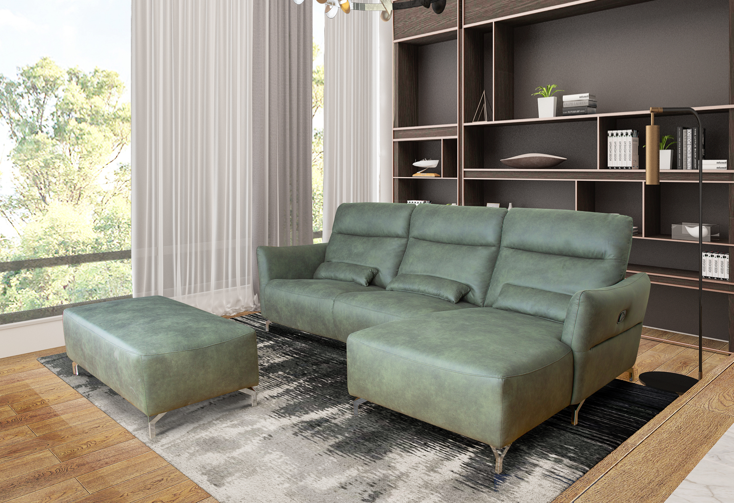 Which is better, fabric sofa or leather sofa?