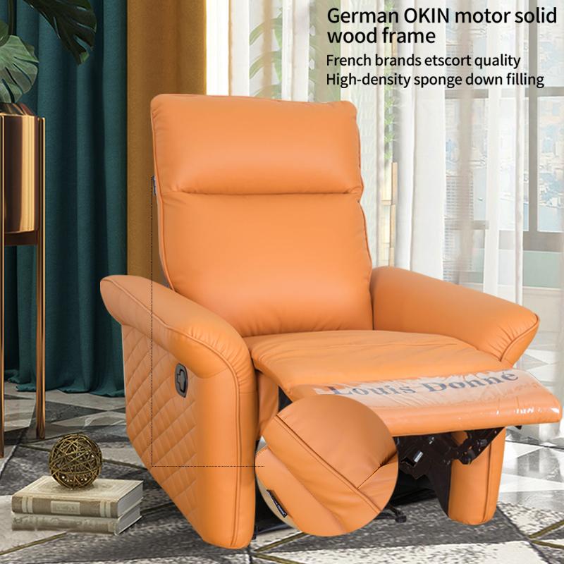Louis Donne A195 Best Technology Cloth Fabric Recliner Chair
