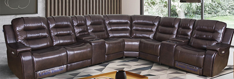 Sofa factory,Louis Donné Furniture-professional recliner sofa factory