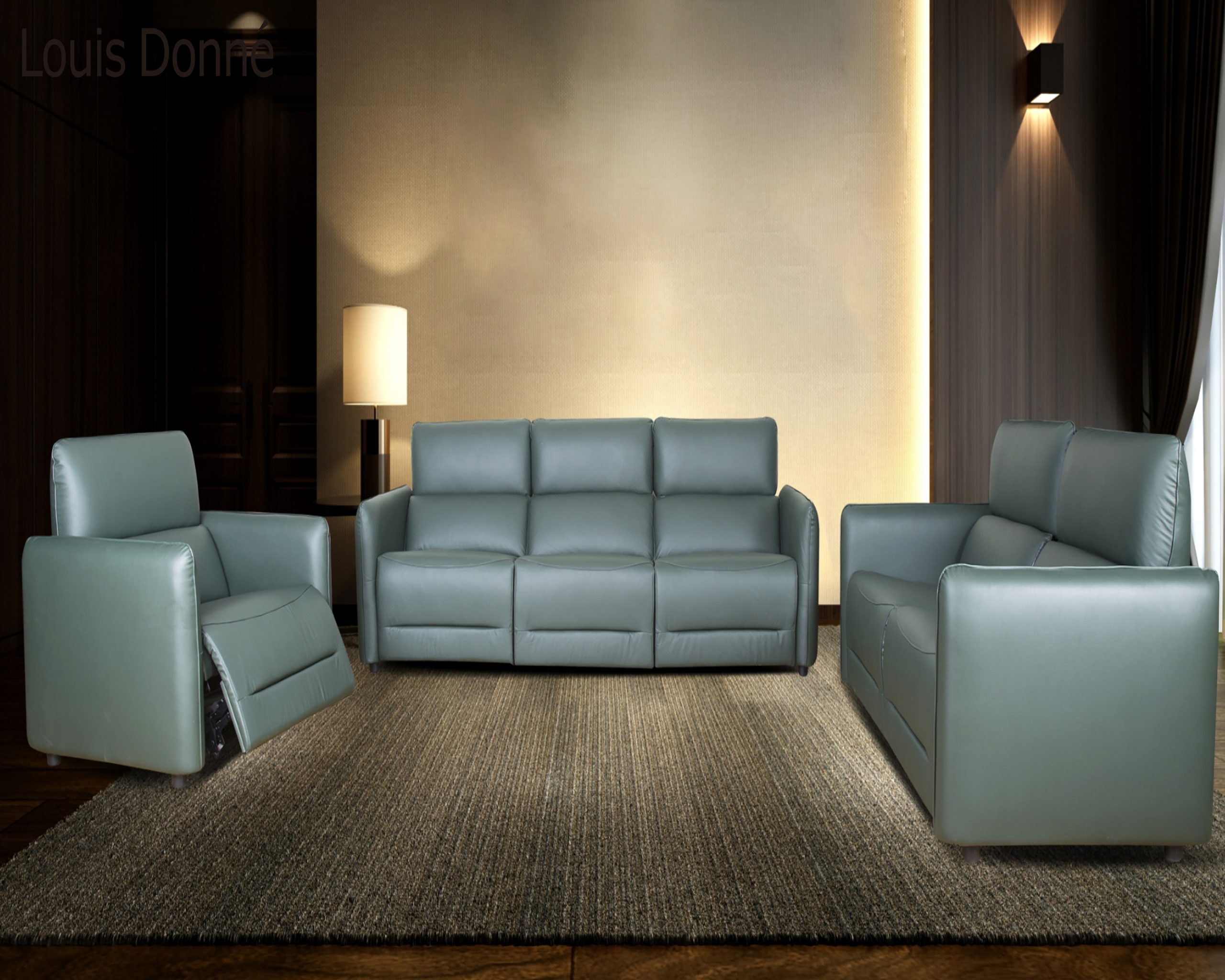Home fabric sofa placement direction and feng shui (upper)