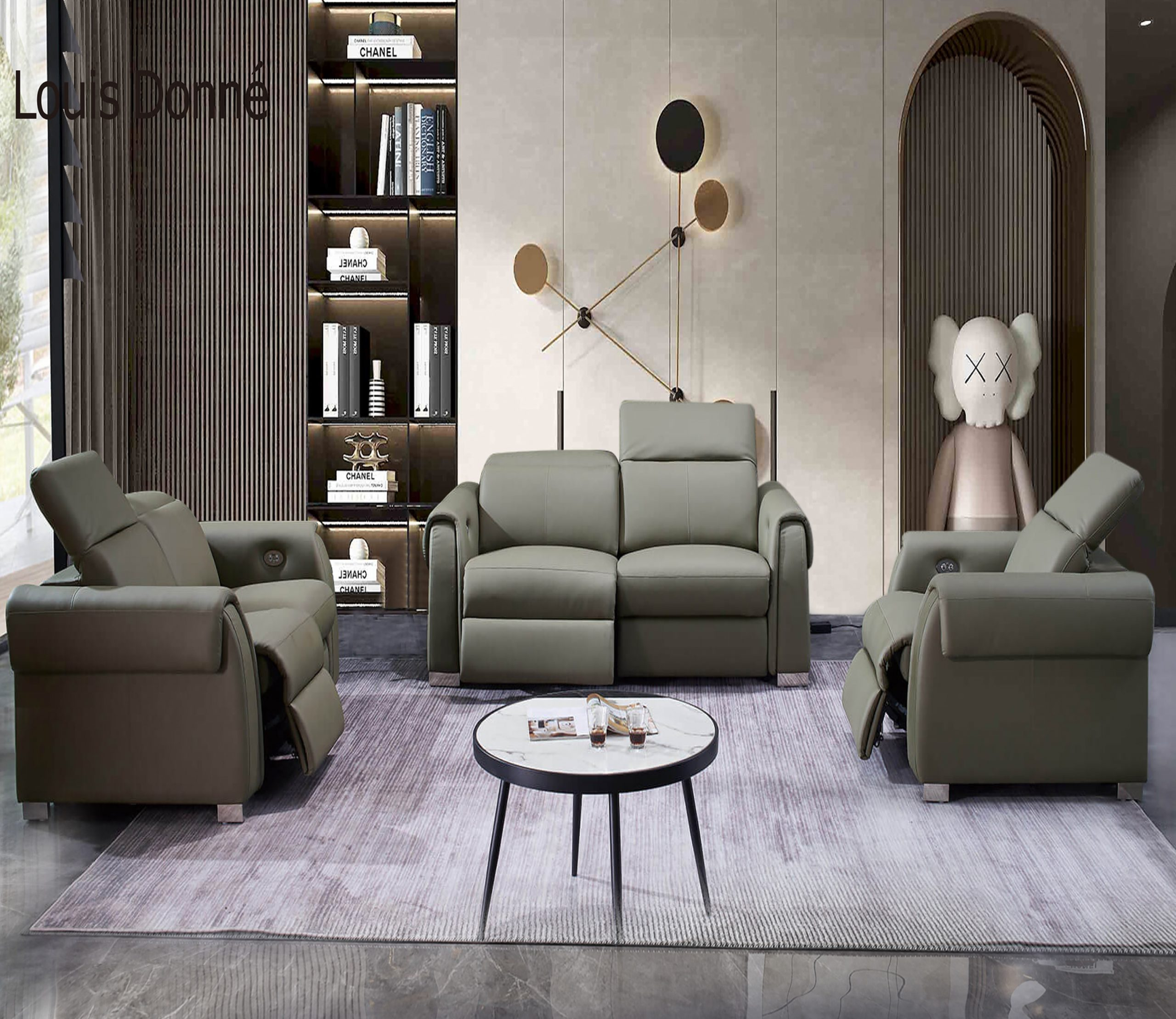 Difference between functional leather sofa and ordinary leather sofa