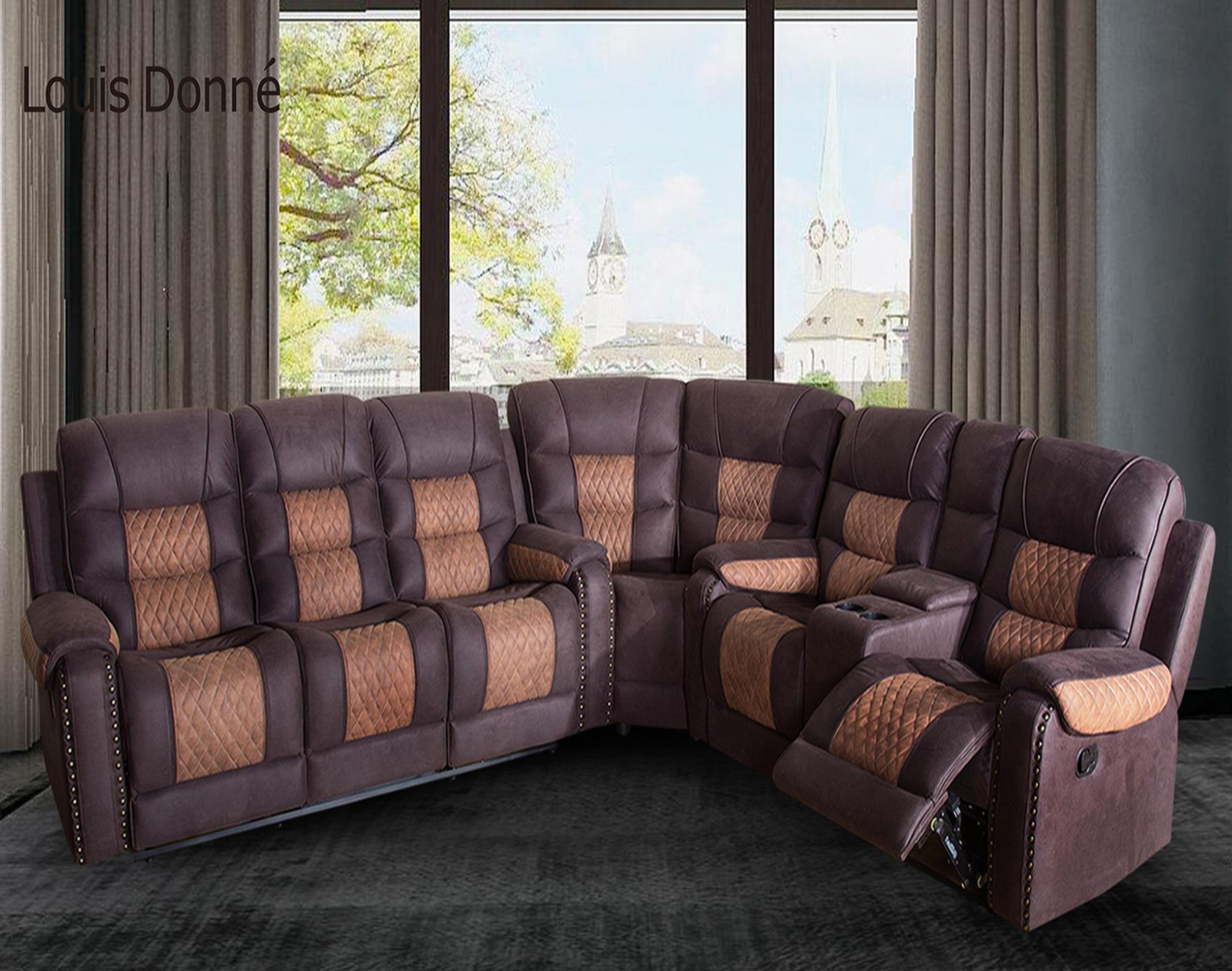 Fabrication technology of leather sofa
