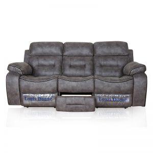 dark gray sofa living room