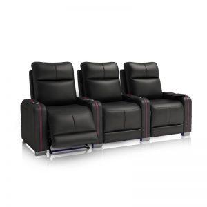 theater room sofa
